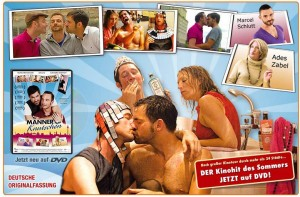 Männer zum knutschen DVD
